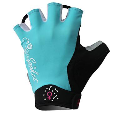 spakct - 女性のサイクリングショートフィンガーグローブ