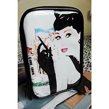 Retro Print Cosmetic Bag(22cm*5cm*14cm)