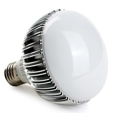 910 lm E26/E27 LED Küre Ampuller 12 led Yüksek Güçlü LED Doğal Beyaz AC 85-265V