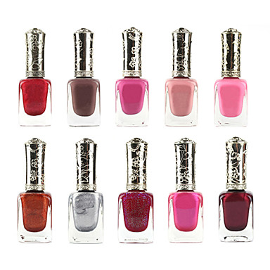 fruitée vernis à ongles (10 pcs)