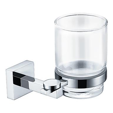 Tandbørsteholder / Krom Moderne