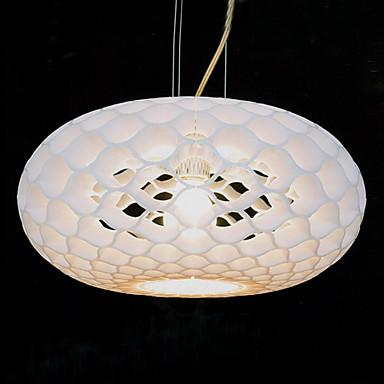 60w artistica pendant disegno luci lanterna