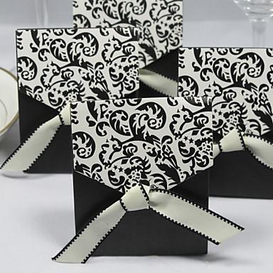 Kreativ Kartonpapier Geschenke Halter Mit Bänder Geschenkboxen