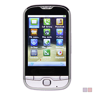 T900 - Dual Card Quand Band 2.8Inch Touchscreen Cell Phone(TV,FM)