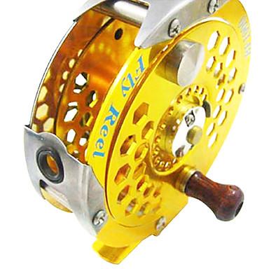 metal flyve fiskehjul (600a/800a/1000a)