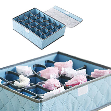 24 riste trækul antibakteriel opbevaringsboks