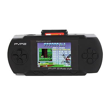 nouvelle capacité de 1 Go de 2,7 pouces lcd produit PVP2 console de jeu portable