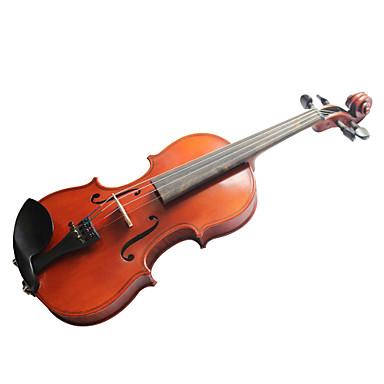 violintine - 케이스 / 활과 (V2) 4분의 4 전문가 수준의 솔리드 가문비 나무의 바이올린