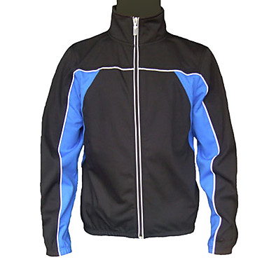 Jaggad Men's Cycling Jacket Bike Windbreaker / Jacket / Top Windproof Polyester, Coolmax® Bike Wear