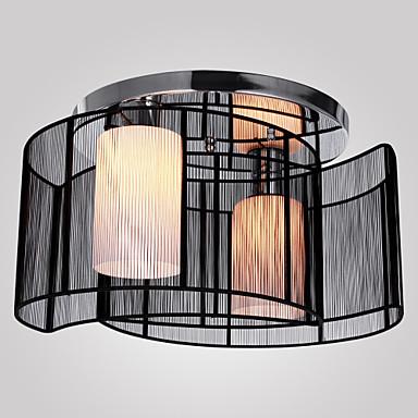 SL® Vestavná montáž Tlumené světlo Galvanicky potažený Kov Látka Mini styl 110-120V / 220-240V Žárovka není zahrnuta v ceně. / E26 / E27