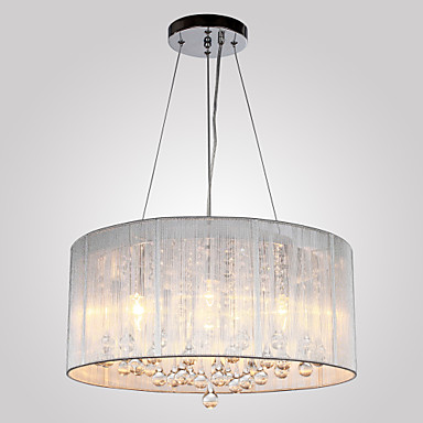Crystal Lamp Shades Chandeliers Lightinthebox