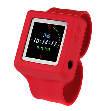 2012 Promotional Card Gift Fashion Mp4 Watch