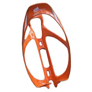 Cycling 3K Weave Carbon Fiber Bottle Cage (Orange)