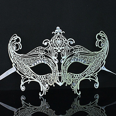 Carnival Mask Men's Women's Halloween Carnival New Year Festival / Holiday Halloween Costumes Solid Colored