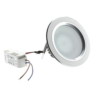 9W 850-900LM 3000-3500K Warm White Light LED Ceiling Bulb (85-265V)