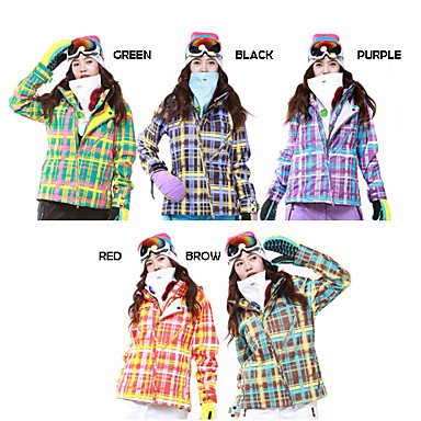 GFROG\DAISY 20000mm Waterproof Women's Skiing Jacket (Multi-color Available)