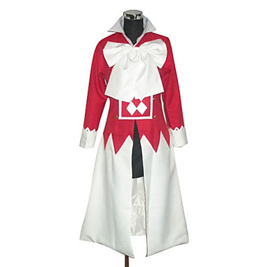 Inspired by Pandora Hearts Alice Anime Cosplay Costumes Cosplay Suits Patchwork Long Sleeves Cravat Cloak For Female