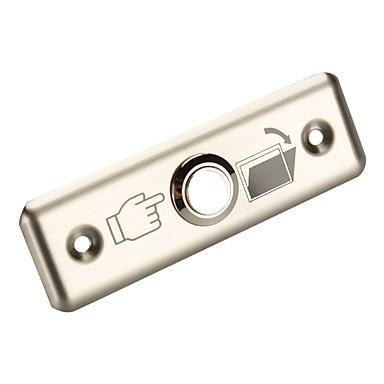 paslanmaz çelik çıkış düğmesi