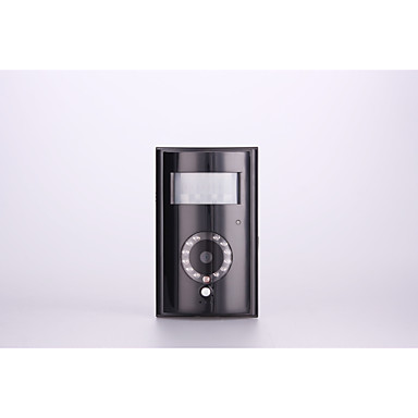 GSM Remote Security Camera Support Wireless Sensors (Quad-band, Motion Detection, Nightvision)