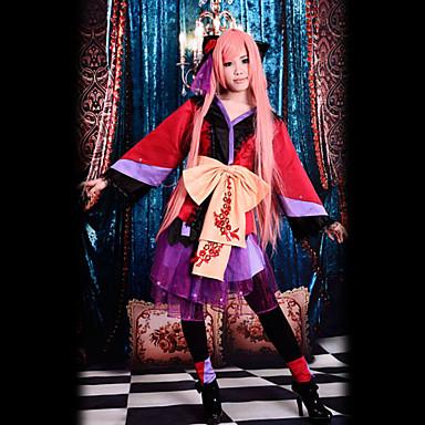 Japanilainen Cosplay suku puoli video