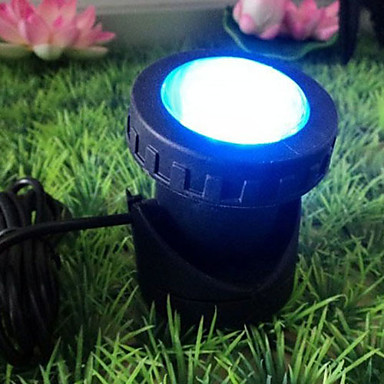 2.16W 36-light Rechargeable Stainless Steel LED Solar Garden Light