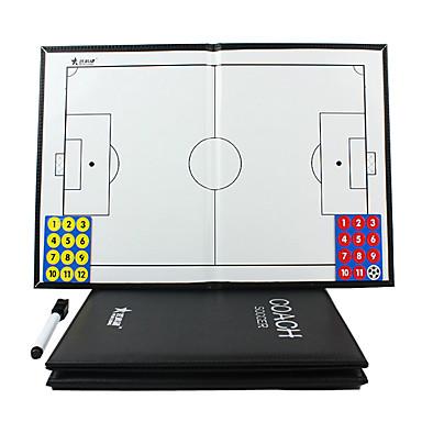 Futbol Manyetik Koçluk Tahtası Katlanabilir Polyester 42.0*27.5*0.4