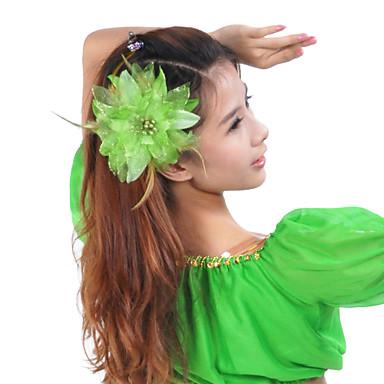 Danse tilbehør Hovedstykke Dame Træning Polyester