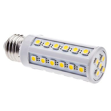 5W 3000lm E26 / E27 LED-maissilamput T 41 LED-helmet SMD 5050 Lämmin valkoinen 220-240V