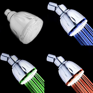 Temperature Control Sprinkler LED  Showerhead