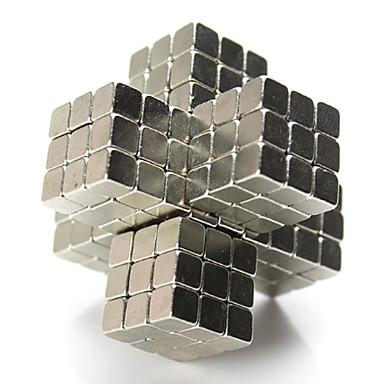 216 pcs 5mm Magneettilelut Rakennuspalikat / Puzzle Cube / Neodyymimagneetti Magneetti Magneetti Lahja