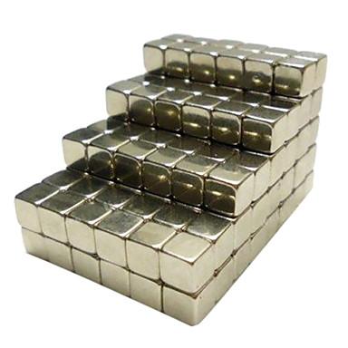 216 pcs 4mm Magneettilelut Rakennuspalikat / Puzzle Cube / Neodyymimagneetti Magneetti Magneetti Lahja