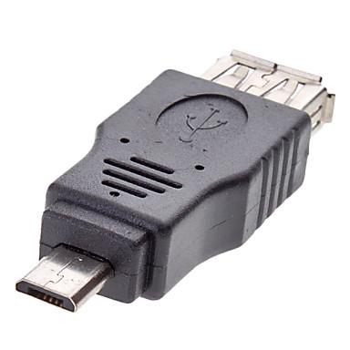 Micro 5P na USB F / M adaptér