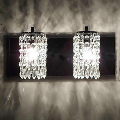 QINGMING® Modern / Zeitgenössisch Wandlampen Metall Wandleuchte 110-120V / 220-240V Max 60W