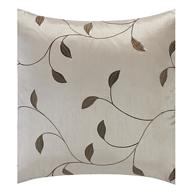 Polyester Pillow Cover , Embellished&Embroidered Traditional