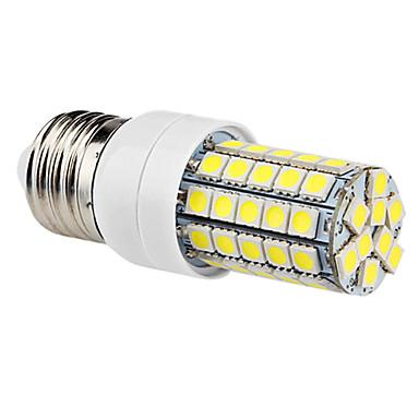e26 / e27 lumini de porumb condus t 59 smd 5050 540lm natural alb 6000k ac 220-240v