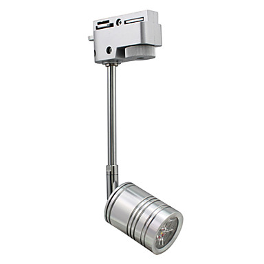 3W Spotlight LED moderne avec Pôle Extented et angle de support de lumière réglable