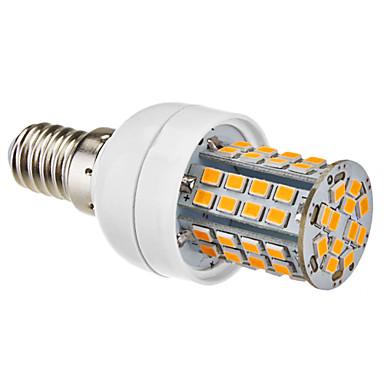 1pc 3.5 W 350-450 lm E14 / E26 / E27 LED Corn Lights 60 LED Beads Warm White / Natural White 220-240 V