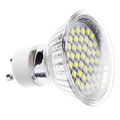 3w gu10 / e26 / e27 светодиодный прожектор mr16 44 smd 3528 250-300 lm естественный белый ac 220-240 v
