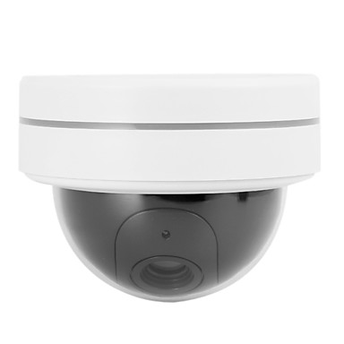 Realistic Looking Fake Motion Detector Dome Home Dummy Camera