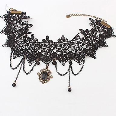 Pentru femei Formă Modă Lănțișoare Reșină Aliaj Lănțișoare Petrecere Ocazie specială Casual Zilnic Costum de bijuterii