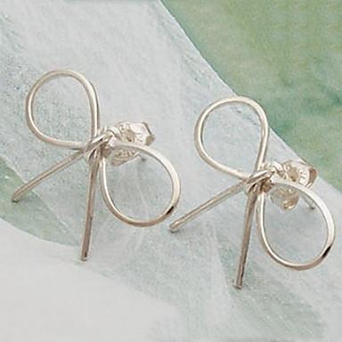 Dame Stangøreringe Legering Butterfly Form Stjerne Smykker Daglig