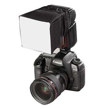 Softbox Flash Difuzor Soft Box letimičnost Cover 9x9cm crna
