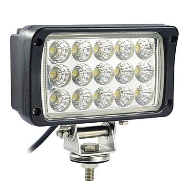 LORCOO Jeden díl Auto Žárovky 45 W High Performance LED 1500 lm LED interiérových svítidel