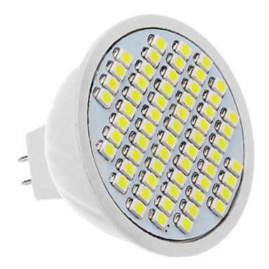 330-360 lm Spoturi LED 60 led-uri SMD 3528 Alb Rece AC 12V