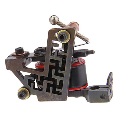 Professionelle Tattoo Maschine - Spulen Tattoo-Maschine Professionell Hohe Qualität, formaldehydfrei Hierro Fundido Handgemacht