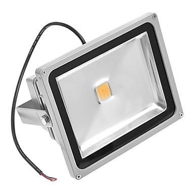 30W 3000K Varm hvid lys LED Flood Light AC110/220V