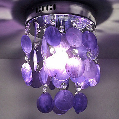 LightMyself™ Anheng Lys Omgivelseslys Krom Mini Stil 110-120V / 220-240V Pære ikke Inkludert / E12 / E14