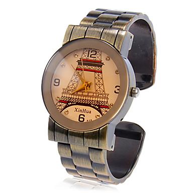 Dámské Eiffelova věž design quartz analogové náramek hodinky