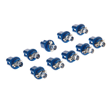 10pcs Mașină Becuri 10-20 lm 1 LED Lumini de interior For Παγκόσμιο