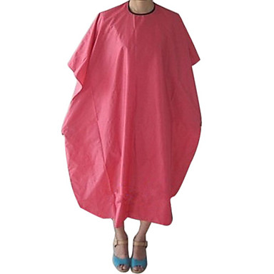 Hair Cut Cutting Gown Barbers Cape Cloth(Color Random)